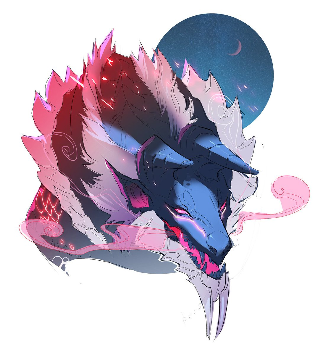 #FanArtFriday: Amazing Stygian Zinogre sketch by shegator. And it was done in just 2 hours!  http:// bit.ly/2odEd8o  &nbsp;  <br>http://pic.twitter.com/o8bk7JWmjV