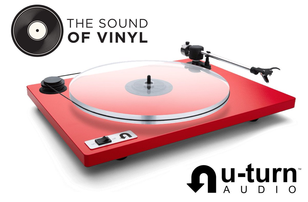 Vinyl fans: heads up! Enter to win a FREE turntable from @uturnaudio &...