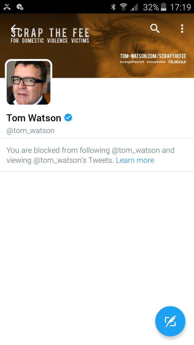 @UKDemockery @simons010762 @tom_watson @skwawkbox @MrTopple he doesn't want me to know 😡�