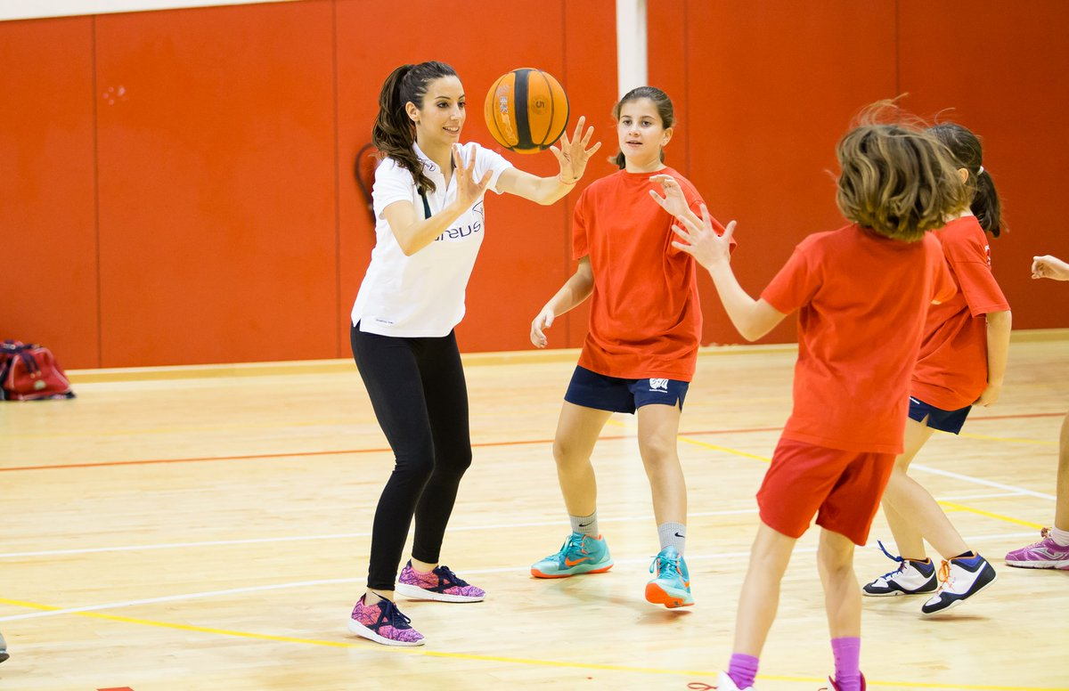 #SportforGood is a global movement, uniting communities and building p...