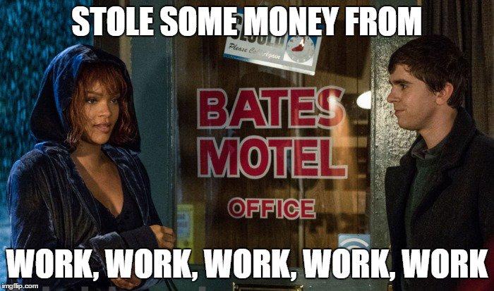 #BatesMotel @InsideBates @rihanna @ATHighmore @VeraFarmiga Secrets of new Bates Motel revealed