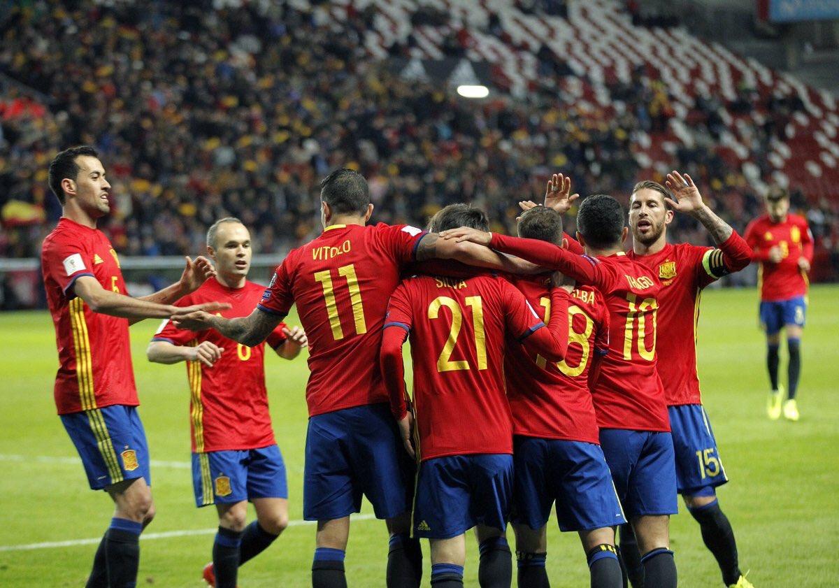 Vamos España!!!���� https://t.co/HWHLtYo4LX