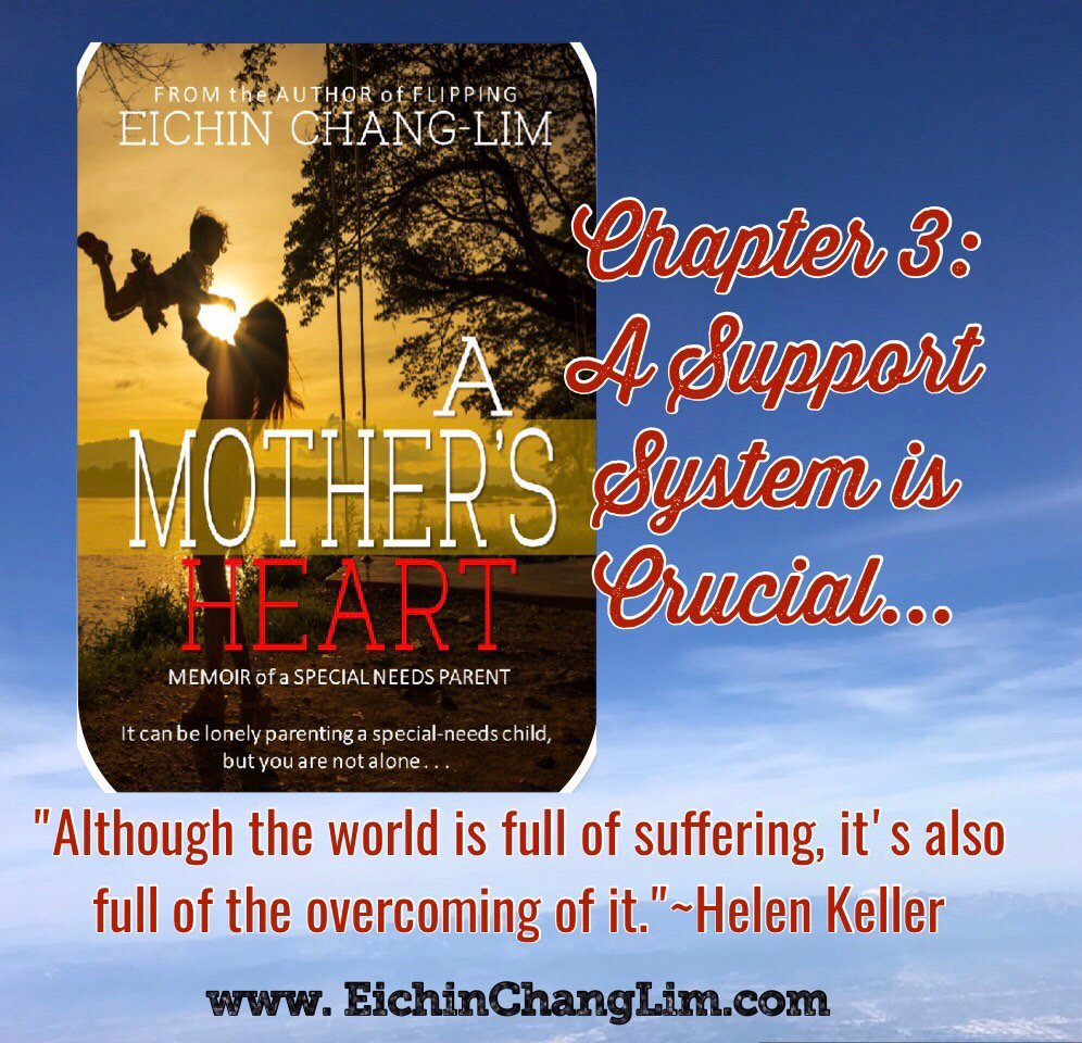 You are not alone! http://myBook.to/amothersheart   #SpecialNeeds #SelfHelp