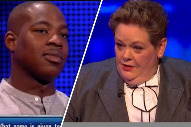 #TheChase's Anne Hegarty was furious with this player bit.ly/2nwuGfM