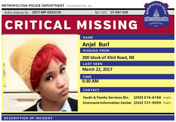 Celebs share outrage over #MissingDCGirls mystery! https://t.co/6FGM2xhHL3 https://t.co/iuCR9sfcFR