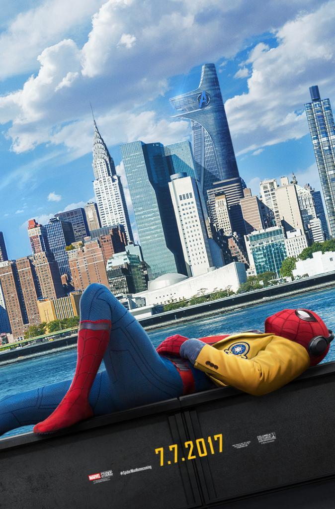 [En cartelera] Marvel's Spider-man: Homecoming  (2017) - Página 5 C7tHKXWXwAANea1