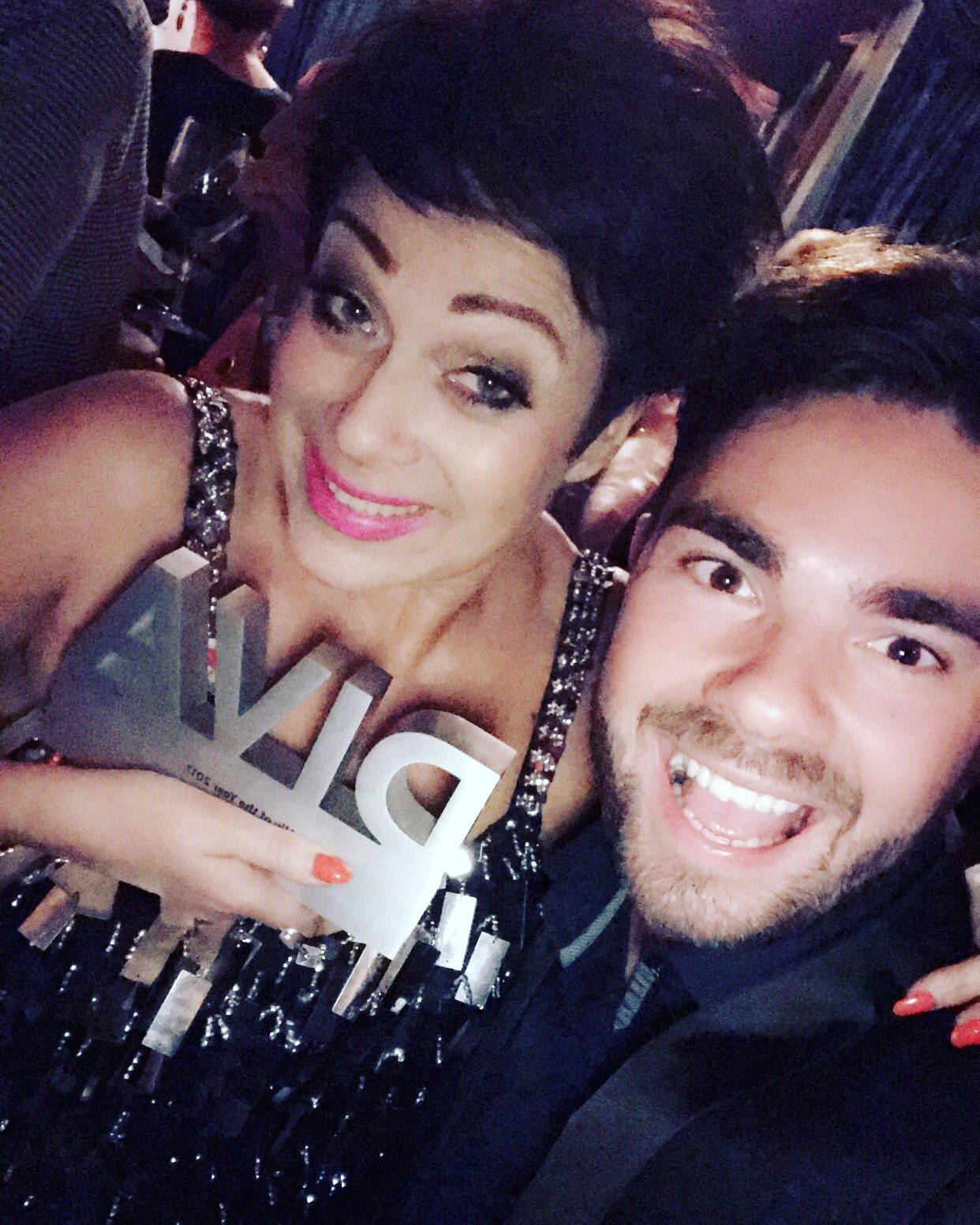 RT @Ryan_Mira: Well done on winning @RealDeniseWelch lovely to see you #DivaAwards 💅🏻❤️ https://t.co/6AWL3iqWkZ