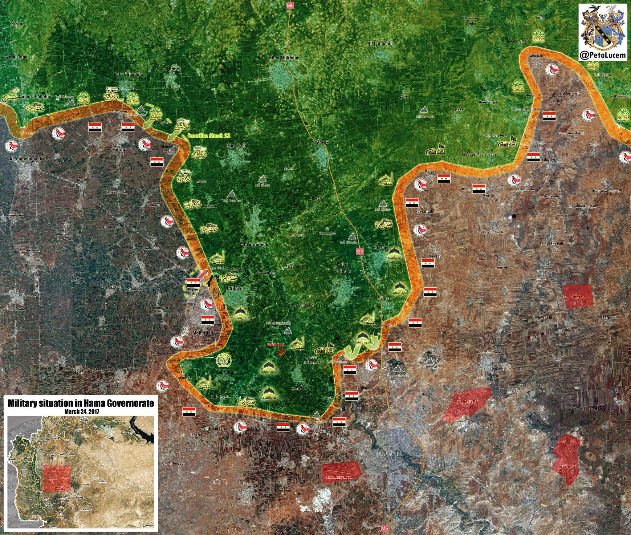 Syrian War: News #12 - Page 4 C7tIg6EXkAEMblu