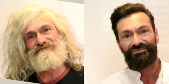 This homeless guy went viral after getting a makeover and then his whole life changed
