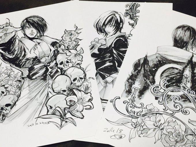 Happy birthday iori yagami !! Illustration by