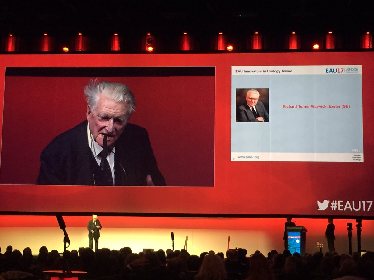 #eau17 for all of us who wondered Richard #Turner #Warwick founder of  TW incision is 1 man &amp; still with us @Uroweb @icsoffice @SIU_urology<br>http://pic.twitter.com/56y5DnrMtt