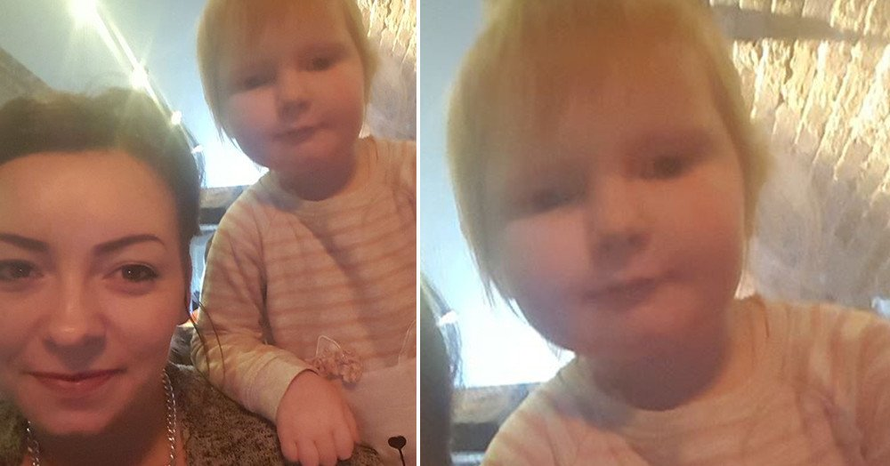 This 2-year-old girl looks like Ed Sheeran and people are properly freaking out