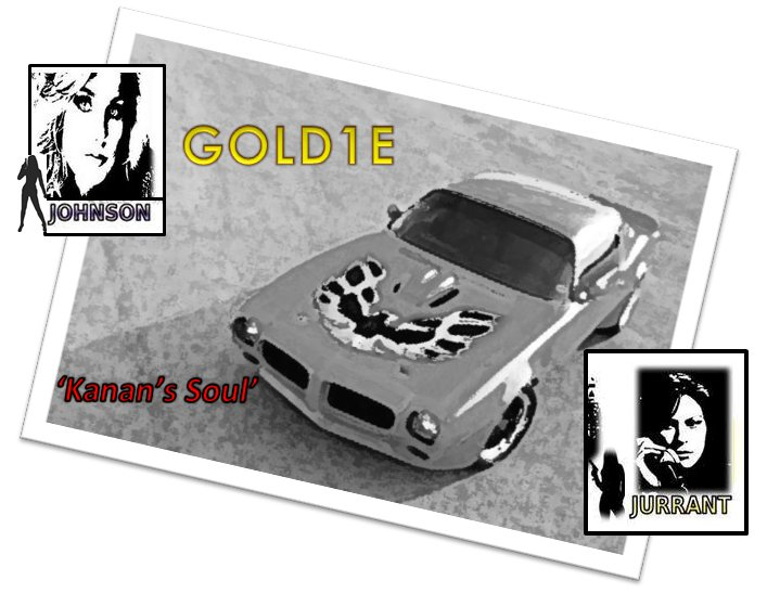 #Cosmic #trivia: Did you know...Tony G. dedicated the 4th @GOLD1ESERIAL #story entitled &quot;Kanan&#39;s Soul&quot; to @ShowoffByDesign!   #nyc<br>http://pic.twitter.com/0r4Hi2KTJQ