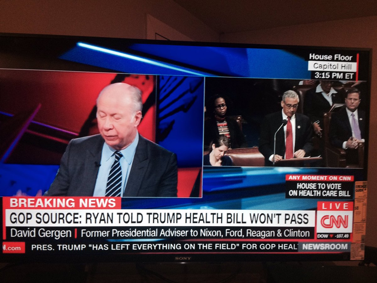 another favourite by far #davidgergen is on #CNN with both #andersoncooper and #wolfblitzer<br>http://pic.twitter.com/uaKD8dqRK8