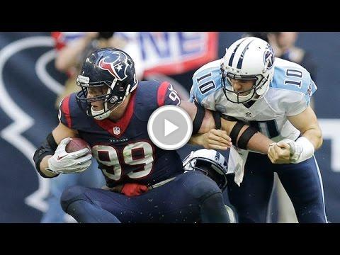 J.J. Watt highlights (2014 season)  http:// vid.staged.com/JmWt  &nbsp;   #Patriots #Sportstar <br>http://pic.twitter.com/OFvH10yB9v