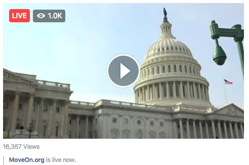 #FacebookLive: #KillTheBill VICTORY rally at @uscapitol! HERE:   #PeoplePower #Resist