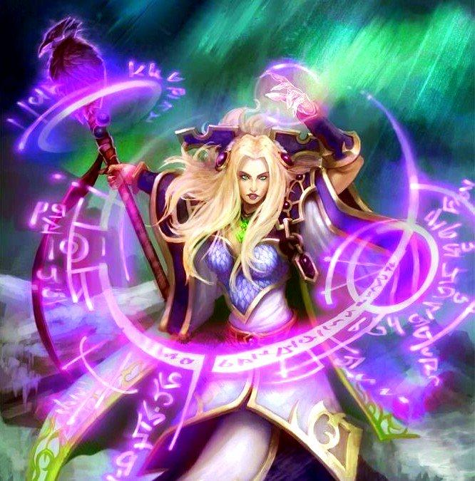 Nouvel épisode : &quot;Les Magiciens&quot;  &gt;&gt;&gt;  https://www. wattpad.com/389245777-game -over-s%C3%A9rie-world-of-warcraft-5-58-les &nbsp; …  #LesMagiciens #Mage #WoW #Blizzard #Warcraft <br>http://pic.twitter.com/jakRxZeXTc