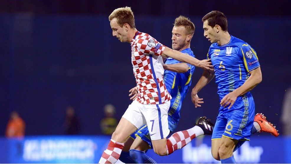 Video: Croatia vs Ukraine