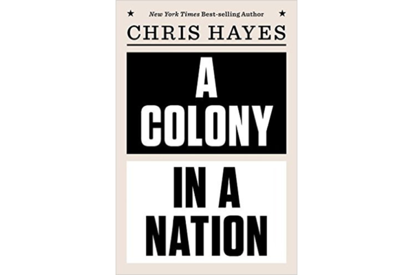 'A Colony in a Nation' describes a colony of the unfree within the US trib.al/XpMVywo