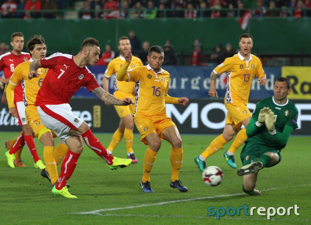 Fußball, ÖFB, Nationalteam, Österreich, Ernst-Happel Stadion, Moldawien, Österreich vs. Moldawien, WM-Qualifkation, #AUTMDA