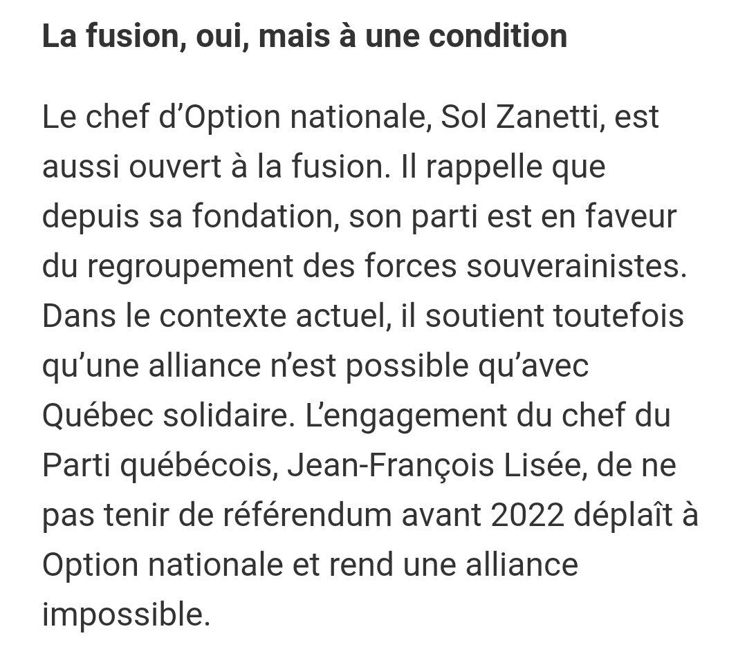 Logique de @SolZanetti: Pourquoi repousser l&#39;indépendance de 5 ans avec #PQ quand on peut la reposer de 1000 ans avec #QS ??  #polqc<br>http://pic.twitter.com/4vognocmZn