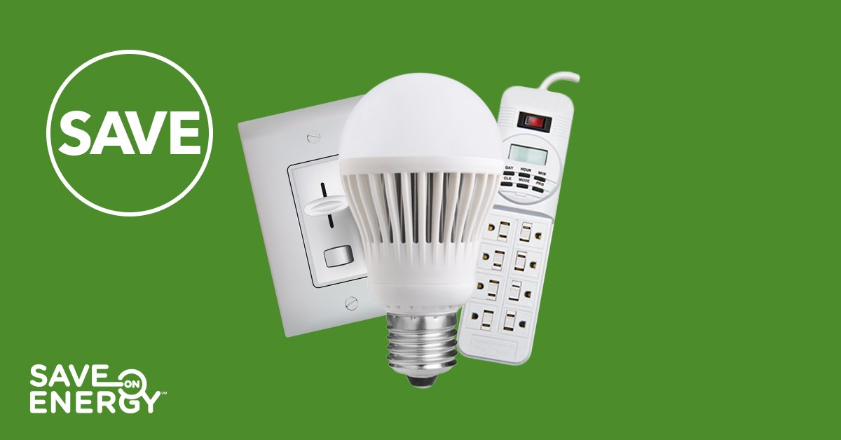save on energy coupon event