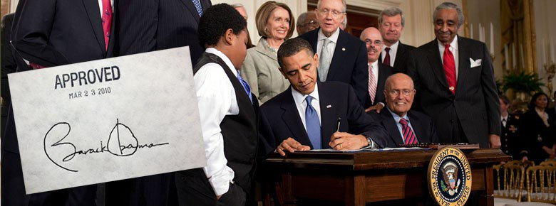 #FlashbackFriday: March 23, 2010 @POTUS44 & #Obamacare