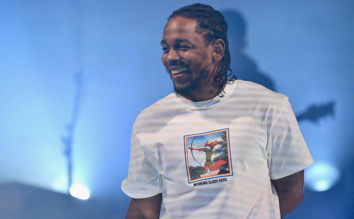 Kendrick Lamar attaque Trump dans une nouvelle chanson >> people.bfmtv.com/musique/kendri…