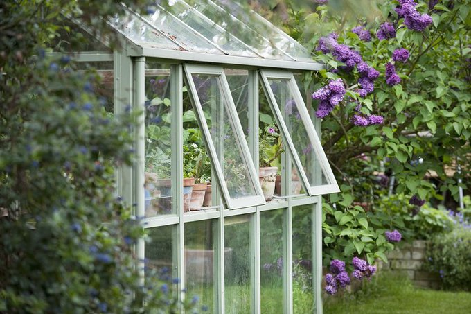 Building a Greenhouse Lets You Flex Your Green Thumb