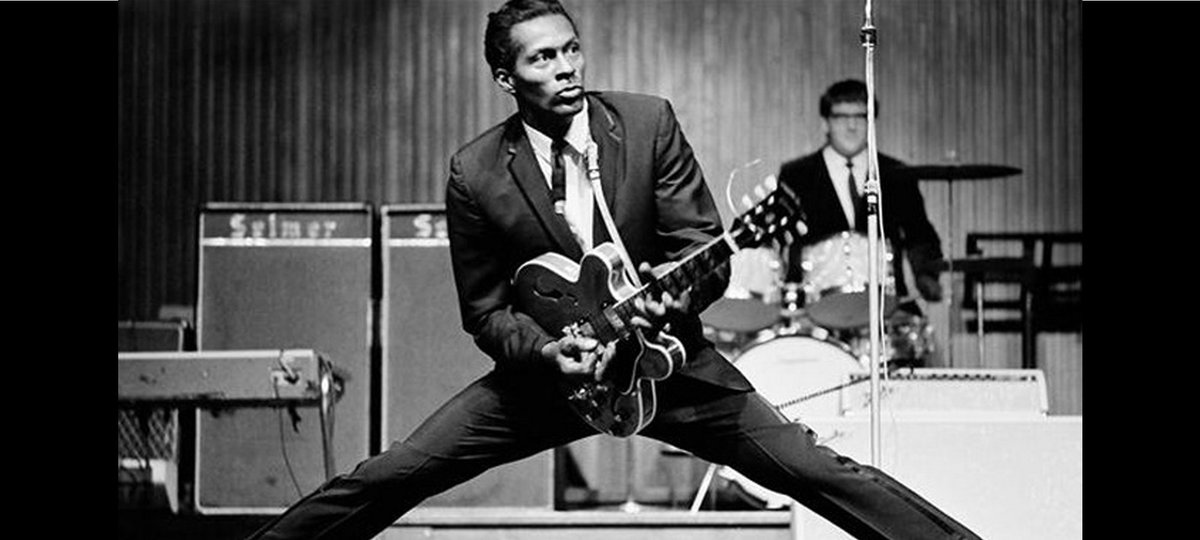 Without Chuck Berry 'Hiphop Wouldn't Be As Cool As It Is' via @MassAppeal bit.ly/2nC9wNz