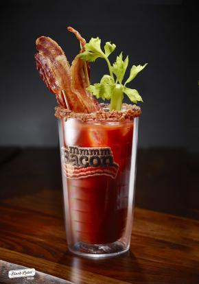 For a Cocktail That Sizzles, Try a Bacon Bloody Mary