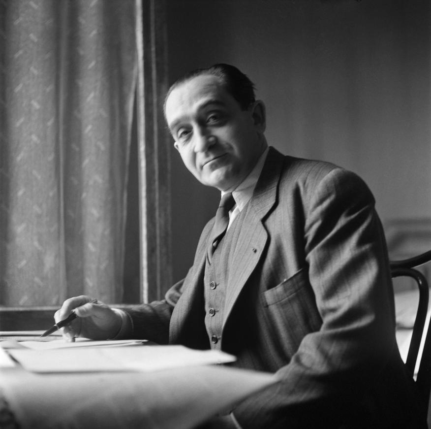 Discours de Pierre Mendès-France contre le traité de Rome le 18 janvier 1957 bit.ly/2nm5YxW