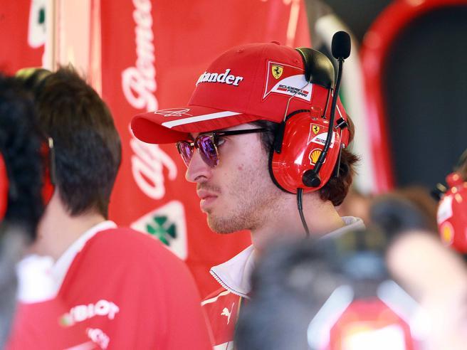 Giovinazzi sulla Sauber, l'Italia torna ad avere un pilota in  F1 http...
