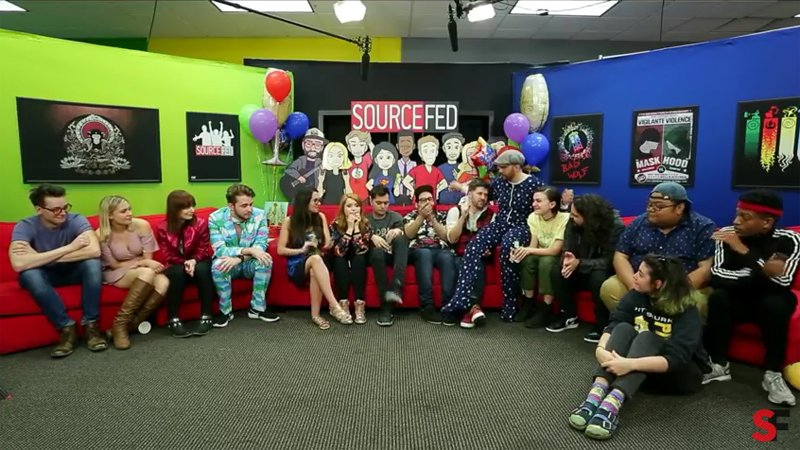 To these people & those behind the camera who made it possible, thank you for having been part of daily life. So so much. #sourcefedmemories https://t.co/yGgSph82HF
