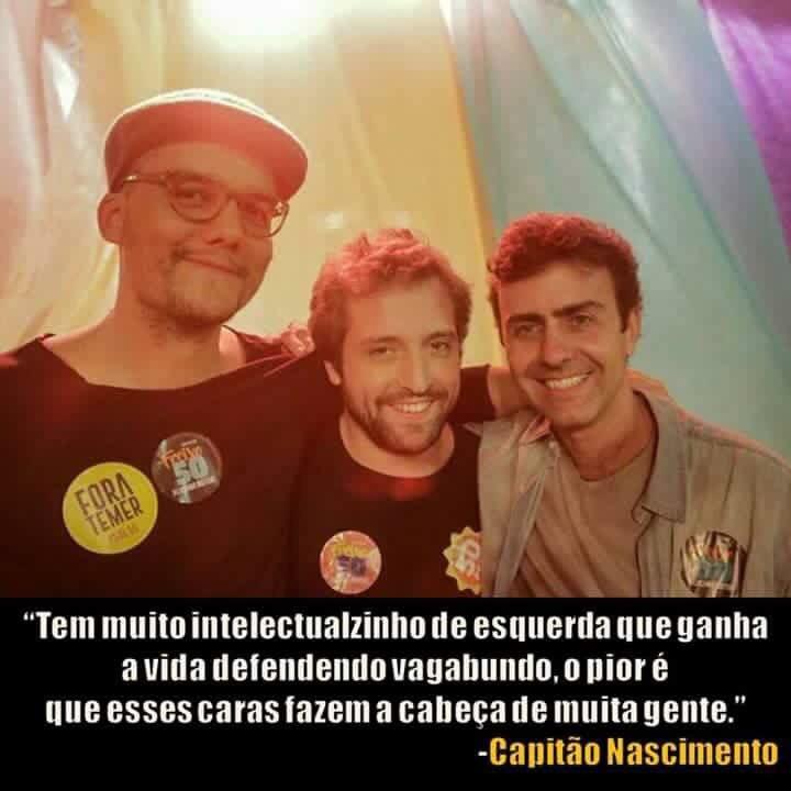 Saudoso capitão Nascimento! Quando o personagem supera o próprio ator! Boa noite, pessoal! #PAZ <br>http://pic.twitter.com/AqXNoRa4lh