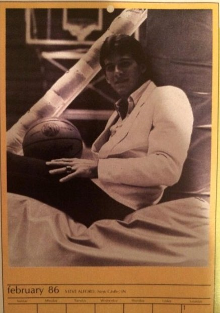 In 1985, the NCAA suspended Steve Alford for one game for posing for t...