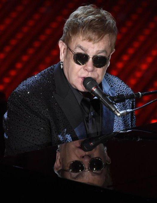Happy 70th Birthday Elton John