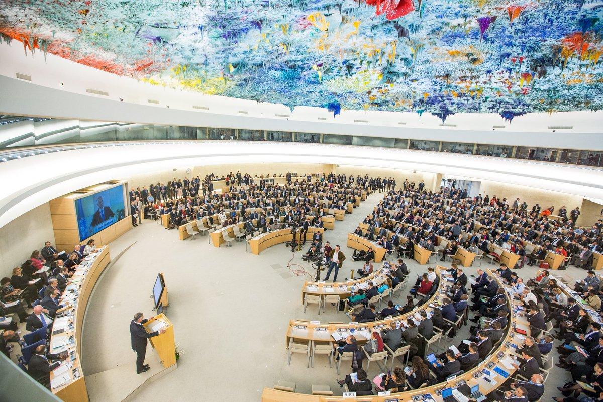 #Myanmar: le Conseil des #DroitsdelHomme approuve une mission d&#39;enquête sur les violences dans l&#39;Etat de Rakhine  http:// bit.ly/2nNWuMZ  &nbsp;  <br>http://pic.twitter.com/vhDSpL6g6P