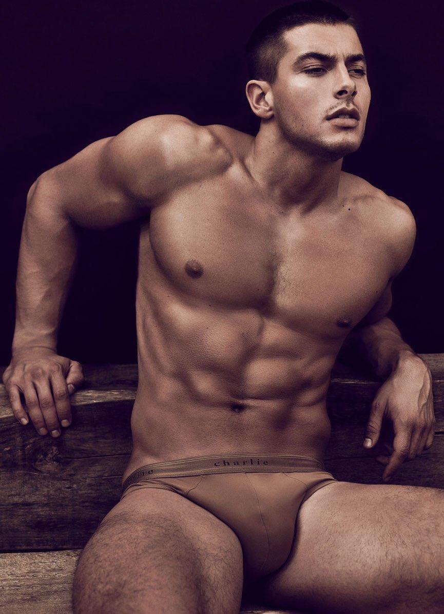 italian model male nude