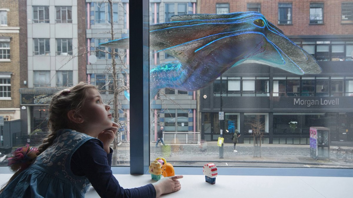 'Strange Beasts' and the Pratfalls of Augmented Reality