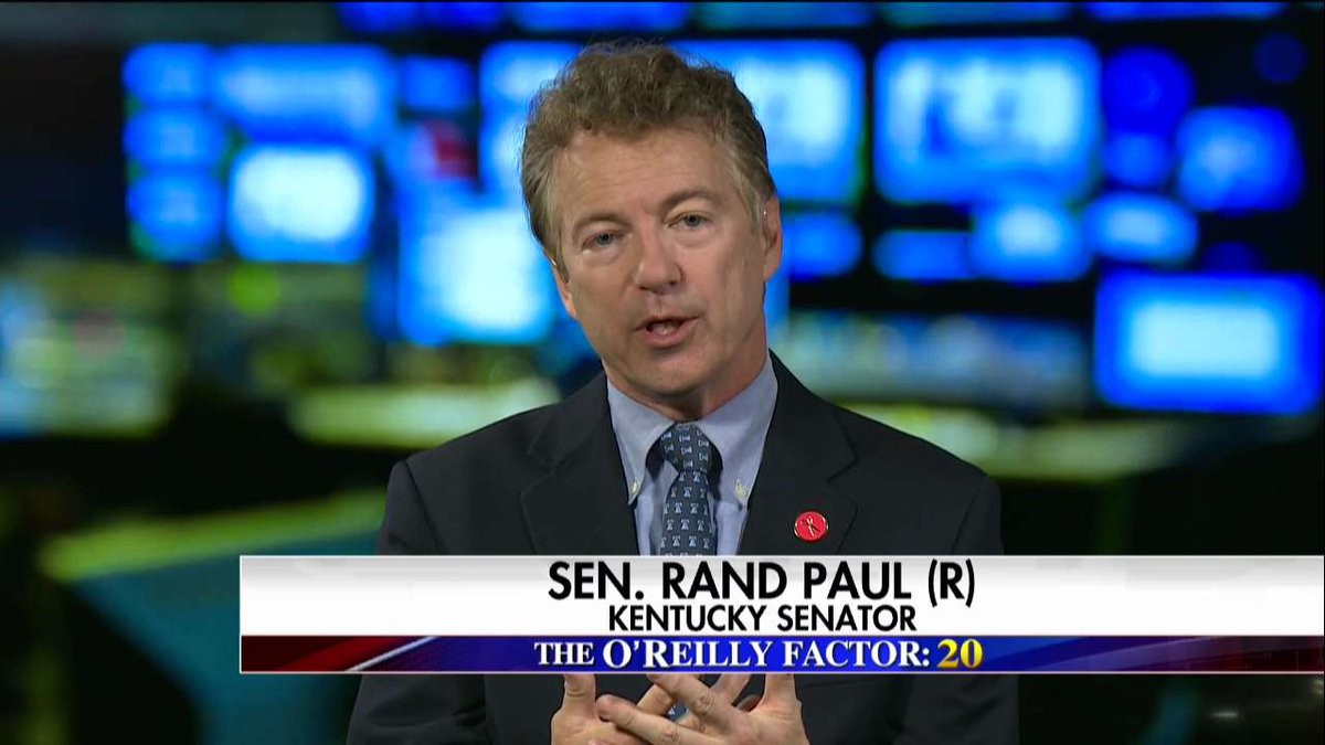 .@RandPaul: 'Conservatives across the country want to repeal #ObamaCar...