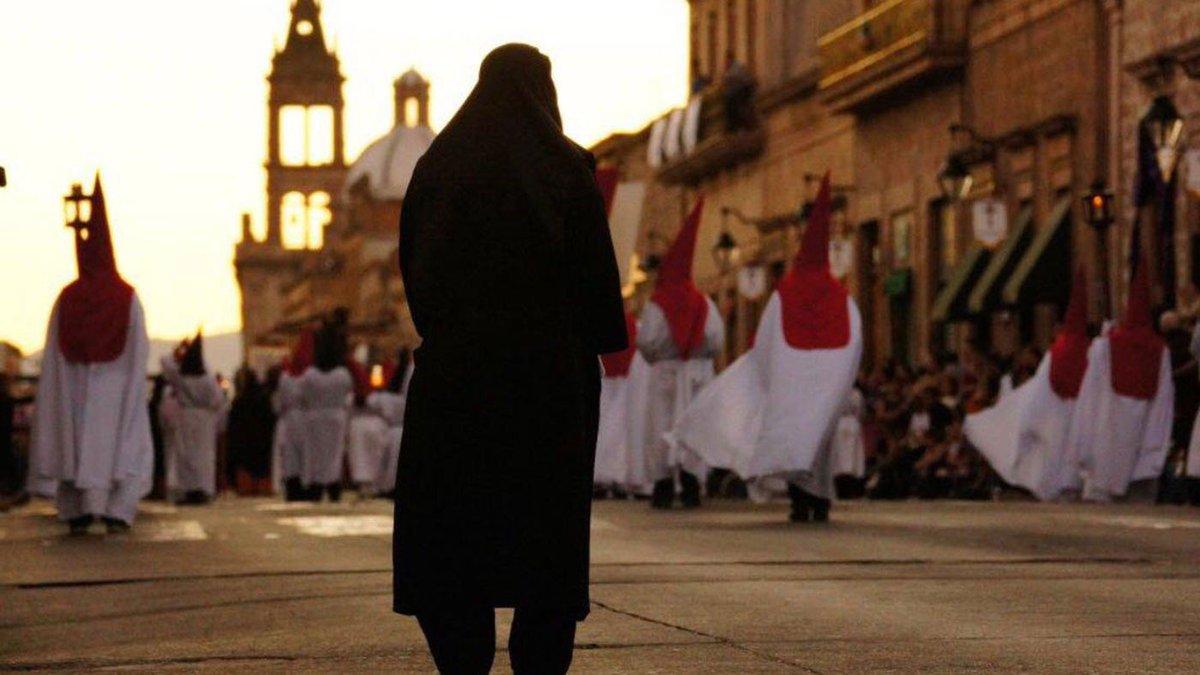 Nuestra Semana Santa es como ninguna. ¡Ven y vívela en Michoacán! #ElA...
