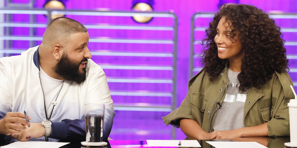 One more week with @djkhaled and @aliciakeys' wisdom starts Monday. #T...