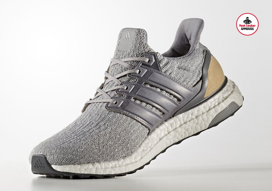 68e3d3985 ... discount foot locker on twitter the grey linen khaki adidas ultra boost  3.0 drops online only