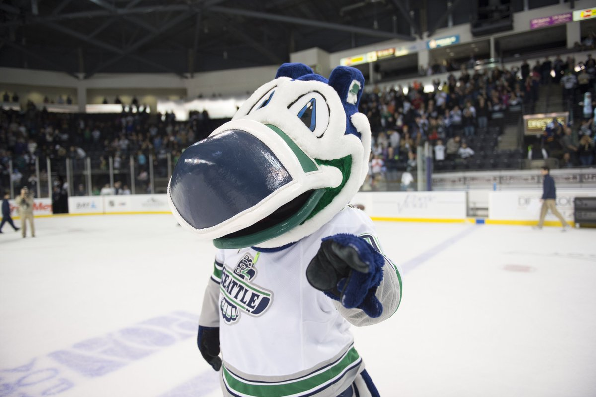 Good luck to my guy Cool Bird and the @SeattleTbirds as the #WHLPlayof...