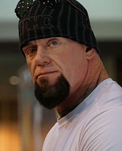 "Happy 52nd Birthday aka, ""The Undertaker\"""