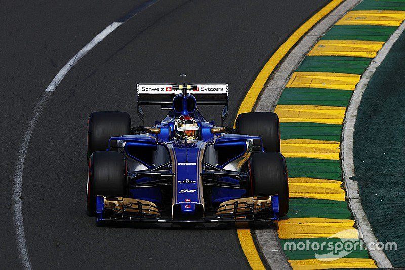 Pascal Wehrlein replaced by Antonio Giovinazzi for Australian Grand Pr...