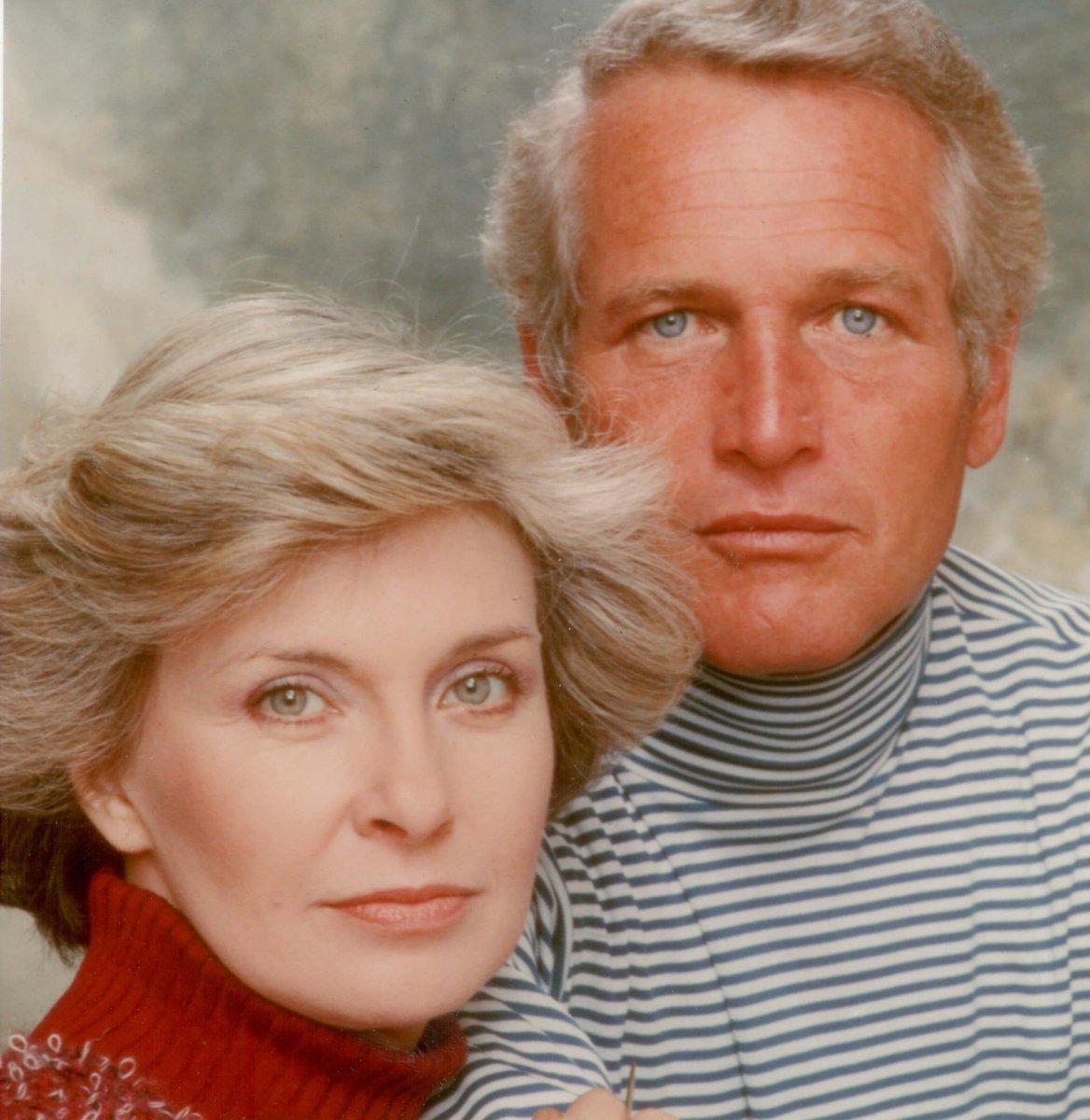 Meisner actor and screen legend Joanne Woodward with husband Paul Newman.  Won an #Oscar, 3 #GoldenGlobes, 2 @TheEmmys, and a #SAG award.<br>http://pic.twitter.com/tZ4A0Kbjmu