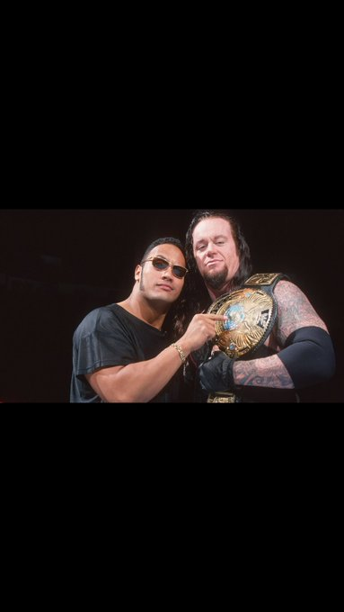 Happy birthday to the GOAT Undertaker