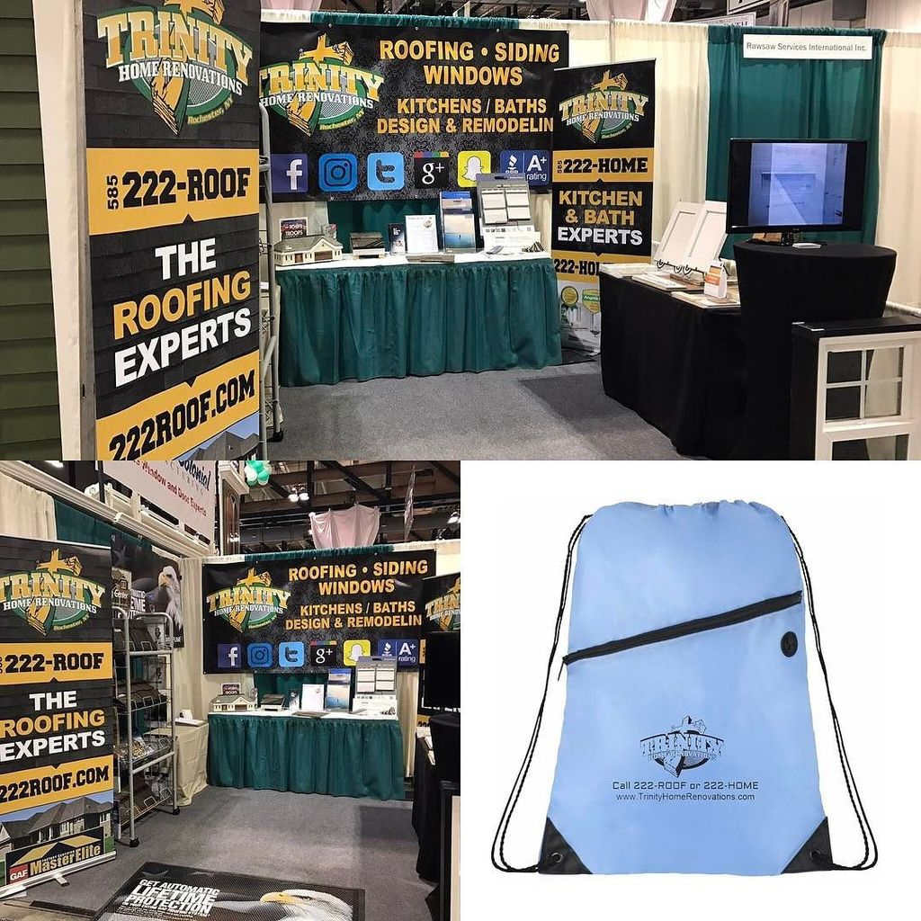 Trinity Renovations On Twitter Roc Please Come Visit Our Booth 806 At The Rochester Home And